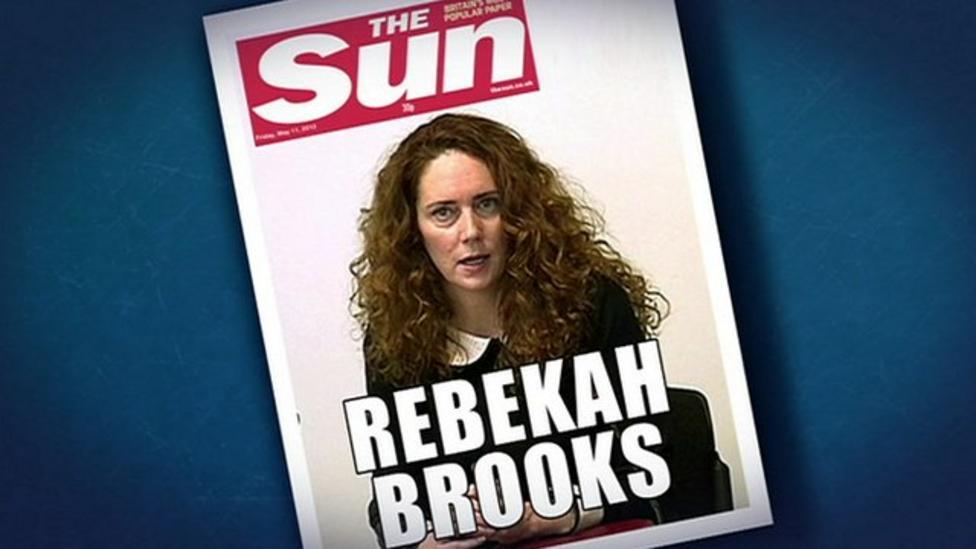 Ex-newspaper boss questioned