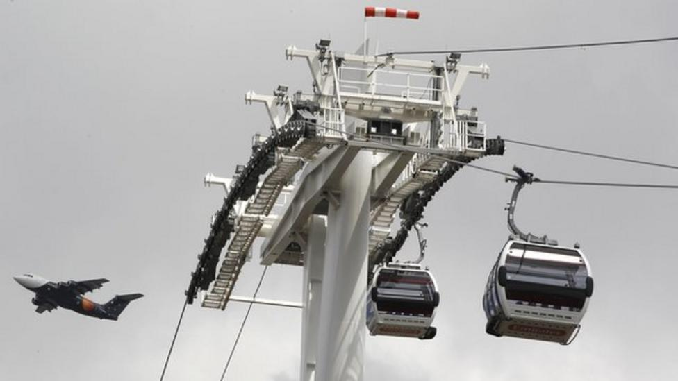 New cable cars put to the test
