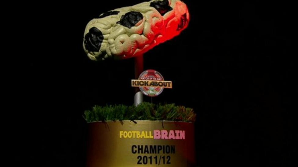 Football brain - The final!