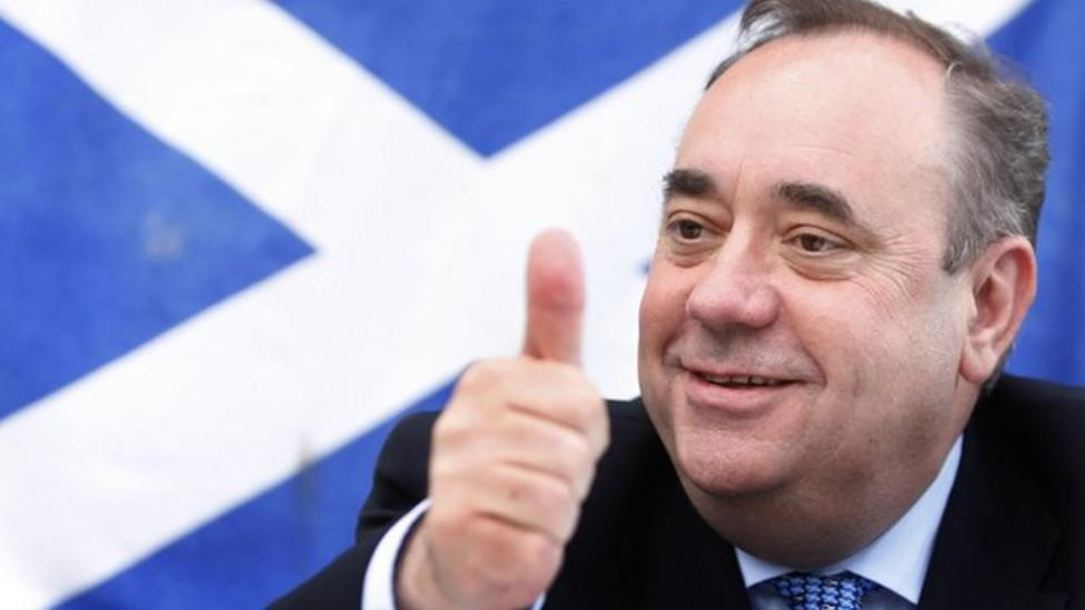 Why Scotland's top man wants independence