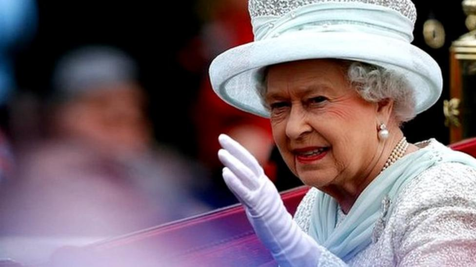 Queen says thank you for Jubilee