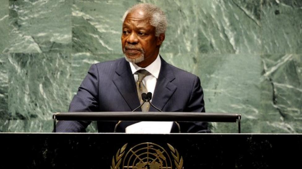 UN urges peace in Syria