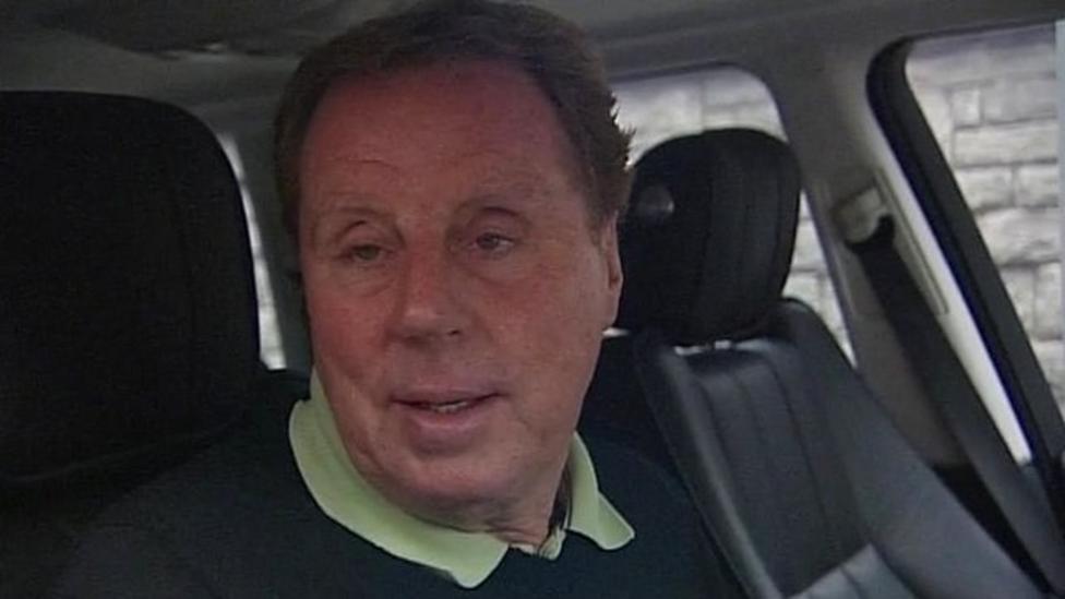 Harry Redknapp wants another job