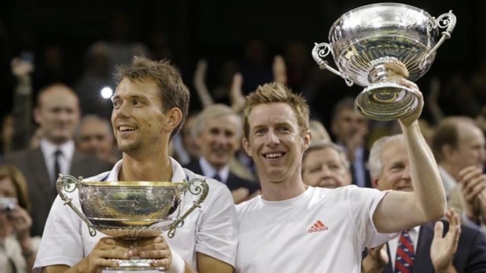 Meet the British Wimbledon champ!