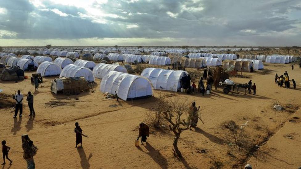 'Millions needed' for Dadaab camp