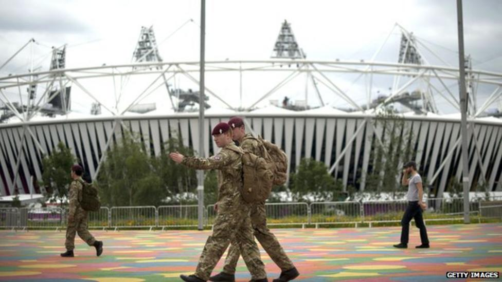 Olympic security 'shambles'