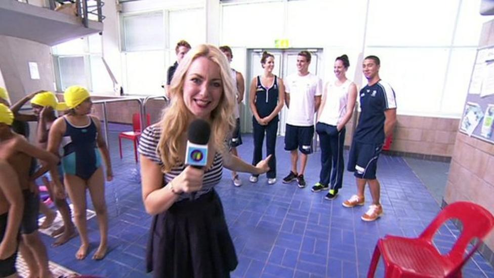 Meet Australia's Olympic swimmers