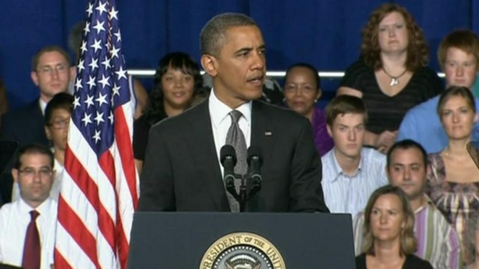 Obama shock at US cinema shooting