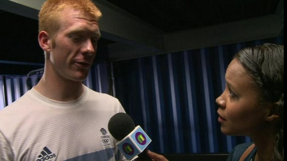 Cyclist Ed Clancy chats to Newsound