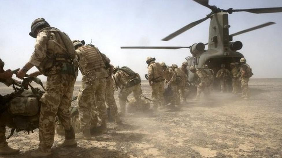 Crisis of trust in Afghanistan