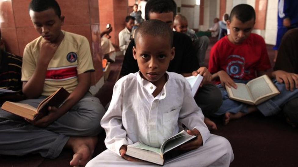 Future bright for kids in Somalia