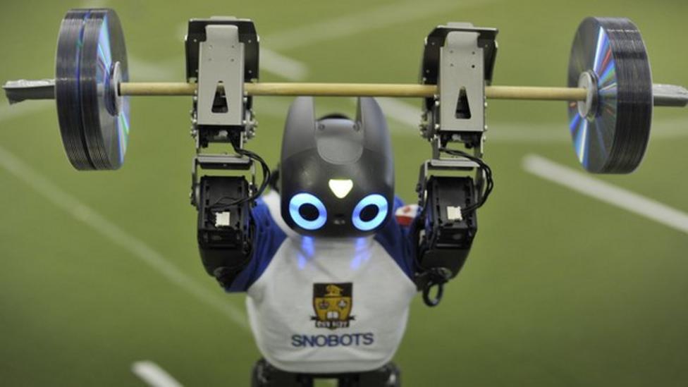 Robo World Cup held in UK