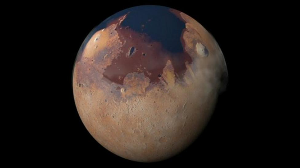 Why are scientists so interested in Mars?