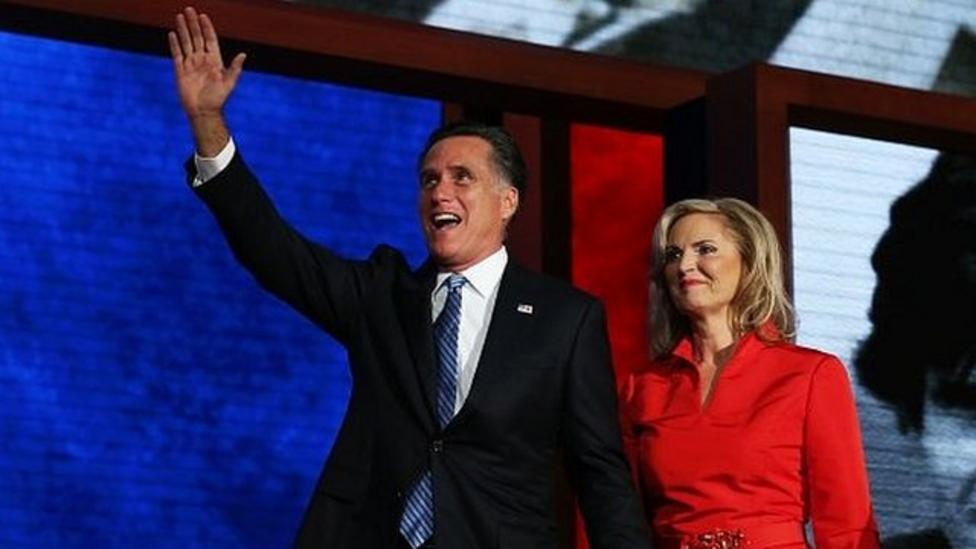 All about Obama rival Mitt Romney