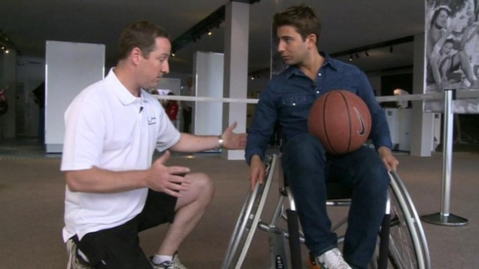 Paralympic wheelchairs explained