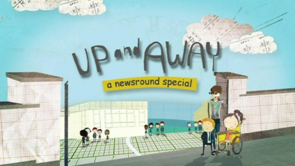 Up And Away - A Newsround Special