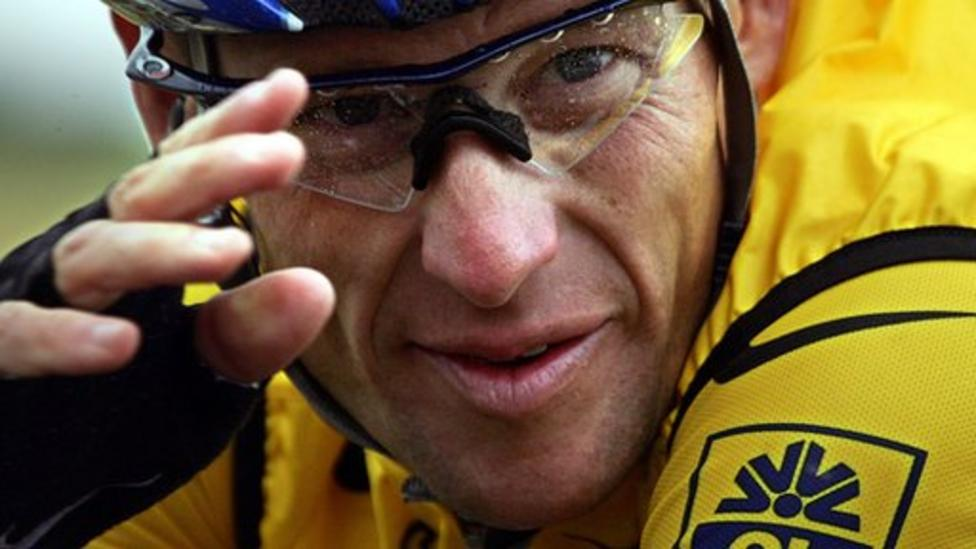 Lance Armstrong 'serial cheat'