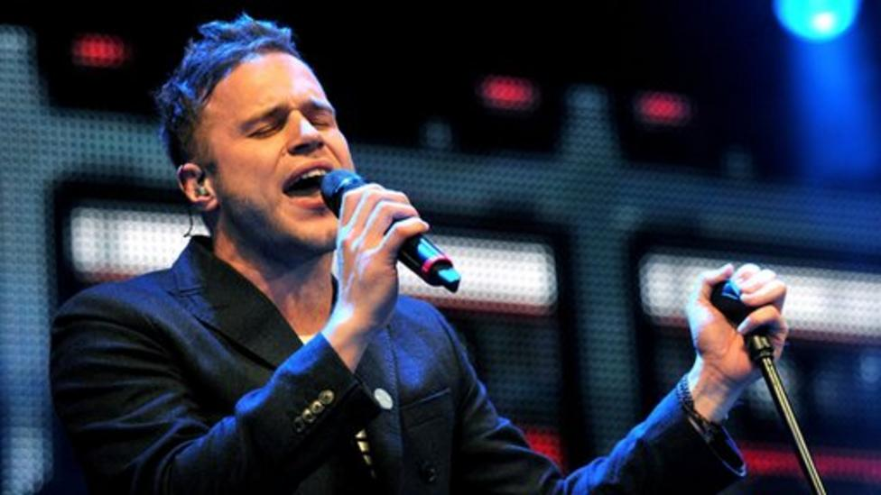 Olly Murs says X Factor isn't fake