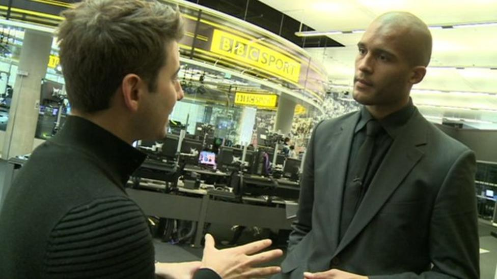 Ricky chats to Clarke Carlisle about racism in football