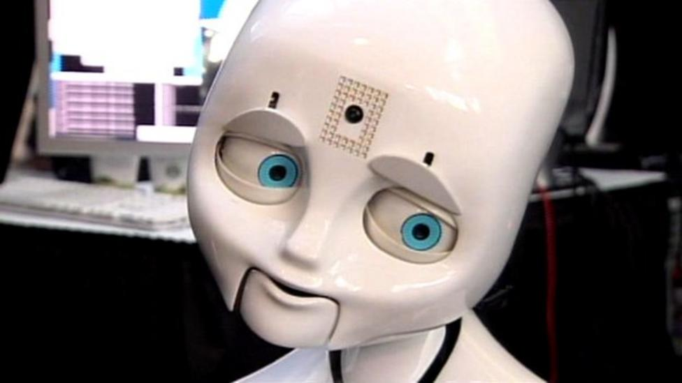 Could robots have human emotions?