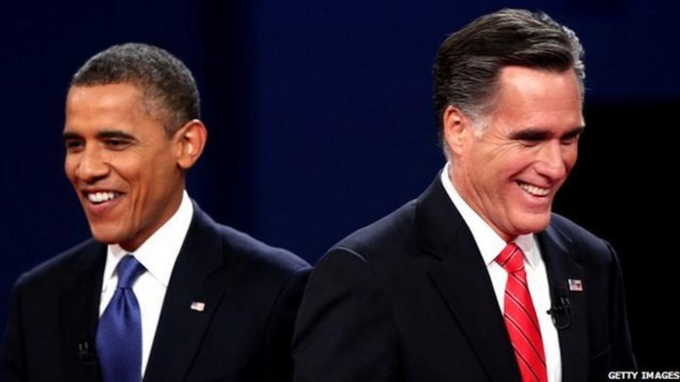 Final TV debate ahead of US election