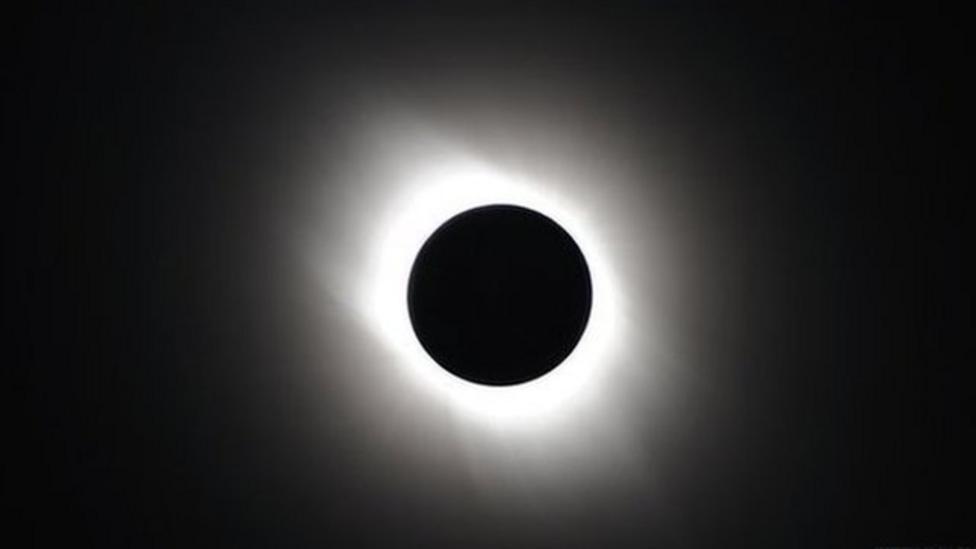 Australia's total eclipse of sun