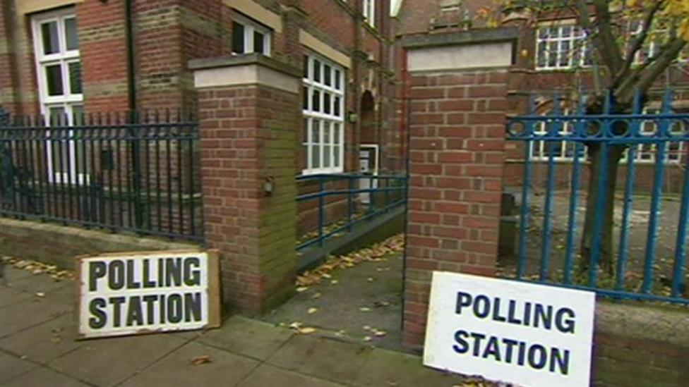 Low turnout for Police election