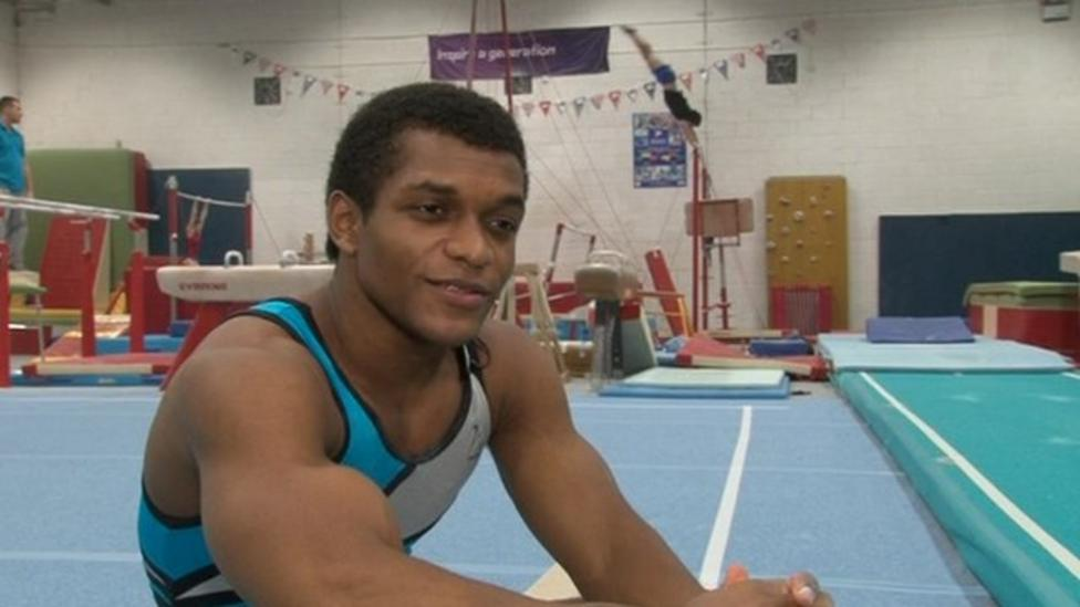 Young gymnast named One-to-Watch