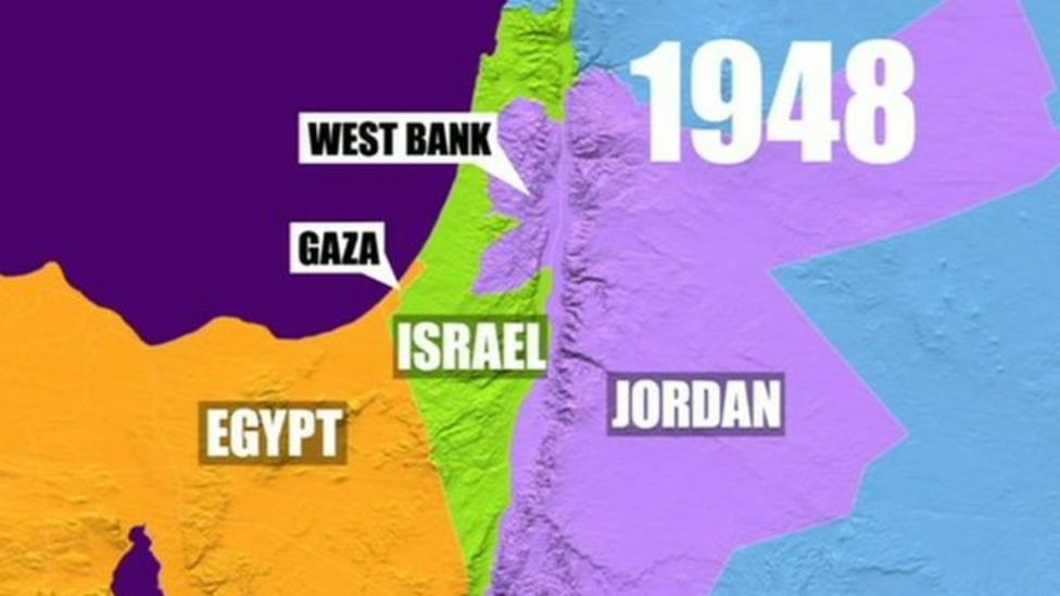 History of the Gaza conflict