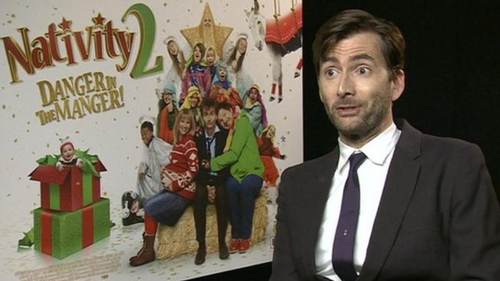 David Tennant talks Nativity 2
