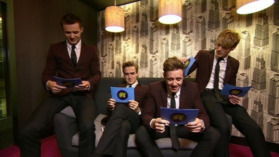 We take McFly down Memory Lane