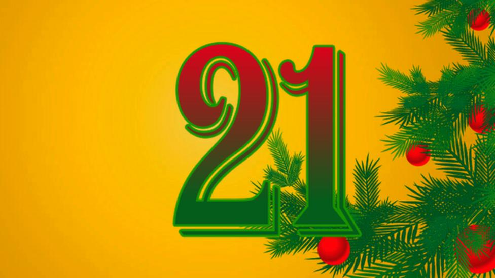 Bbc Sport 39 S Advent Calendar 21 December Bbc Sport