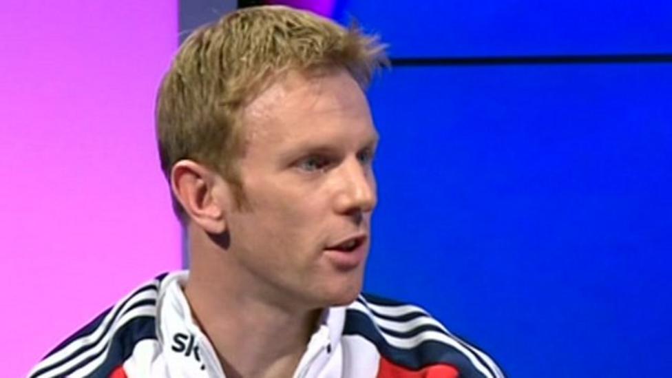 Jody Cundy on UK Sport funding