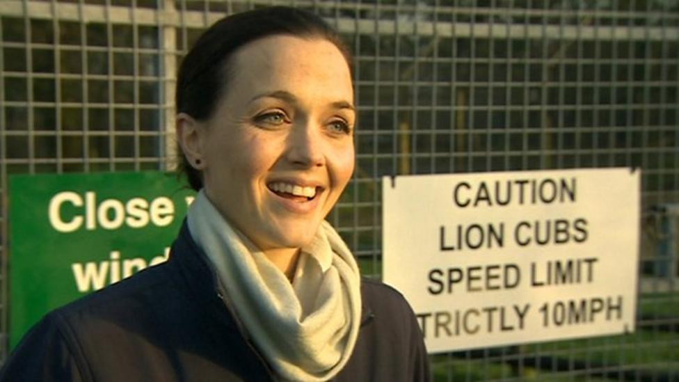Pendleton's honour of lion naming