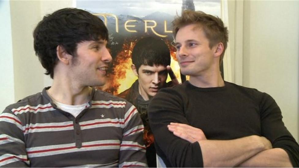 Merlin stars on last ever episode