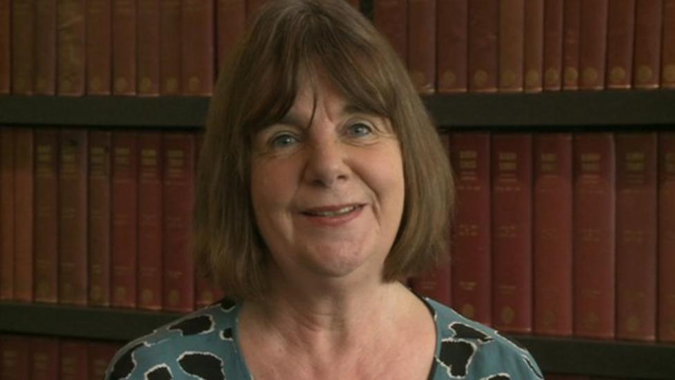 Video: Gruffalo author Julia Donaldson