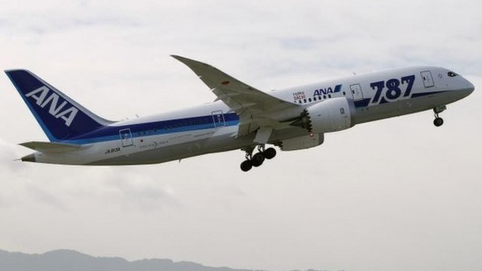 The problems with Dreamliner