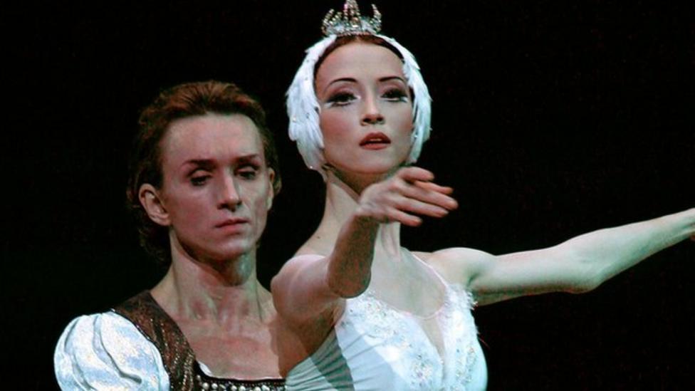 Curse of the Bolshoi ballet