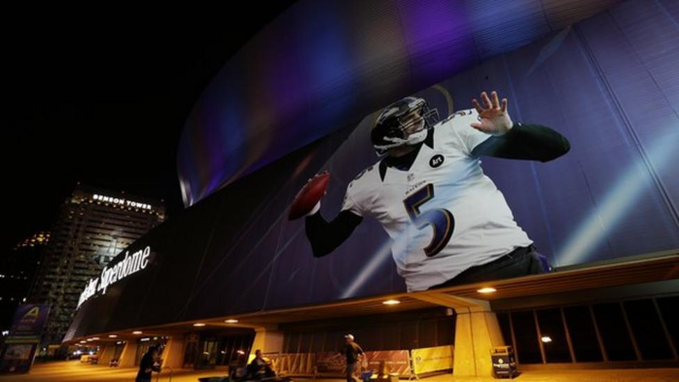 America prepares for Super Bowl