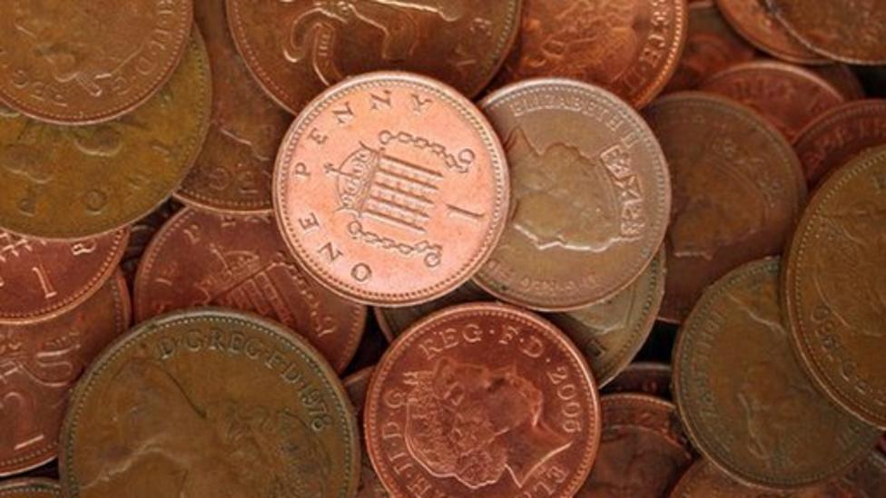 Should we get rid of the one penny coin?