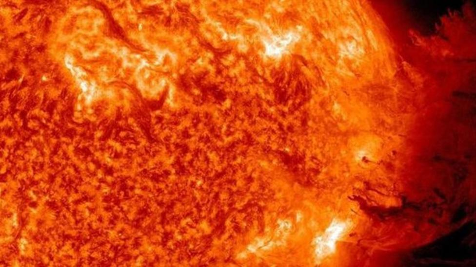 UK can deal with solar superstorm