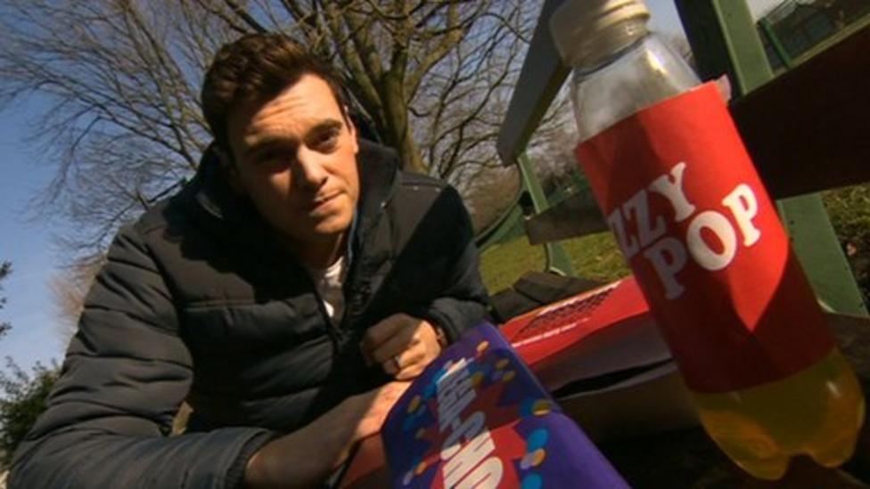 Joe looks into junk food adverts...