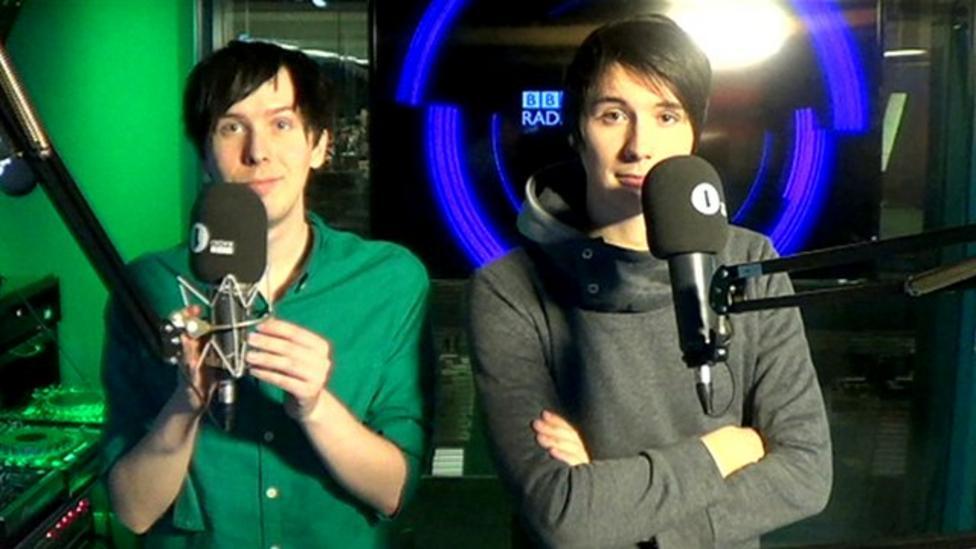 Dan and Phil predict the Brits