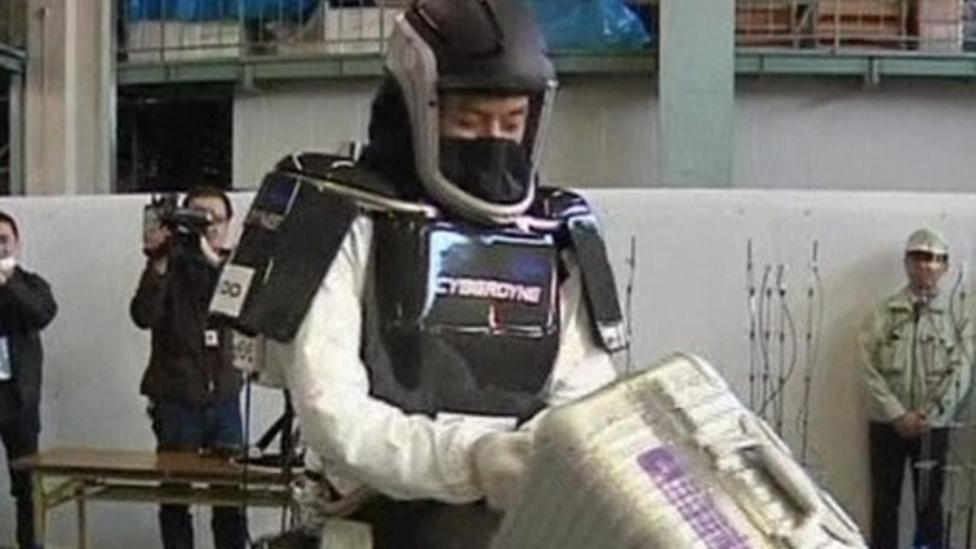 Japan develops robots for Fukushima clean-up