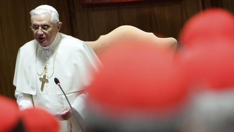 How will things change for the Pope?