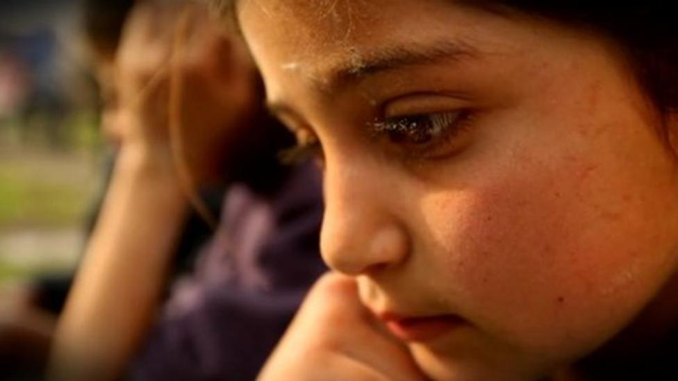 Syrian children talk about their lives