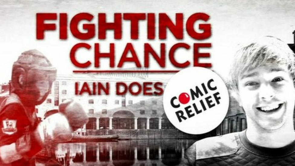 Comic Relief helps boxing club move to new venue