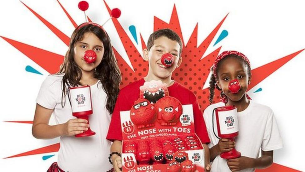 Red Nose Day 2013 is here!