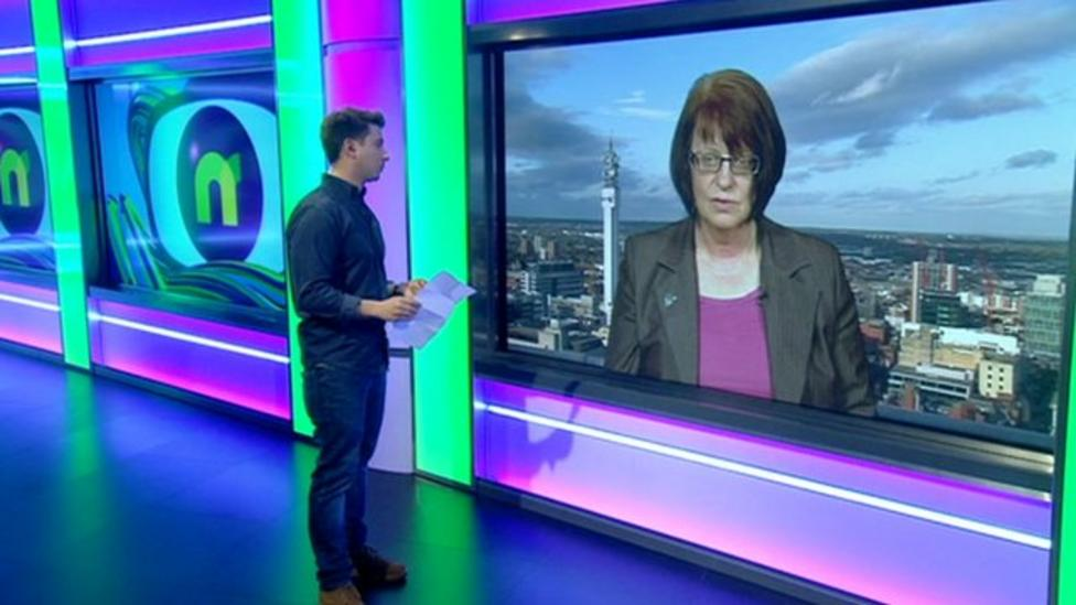 Newsround talks to the Children's Commissioner for England