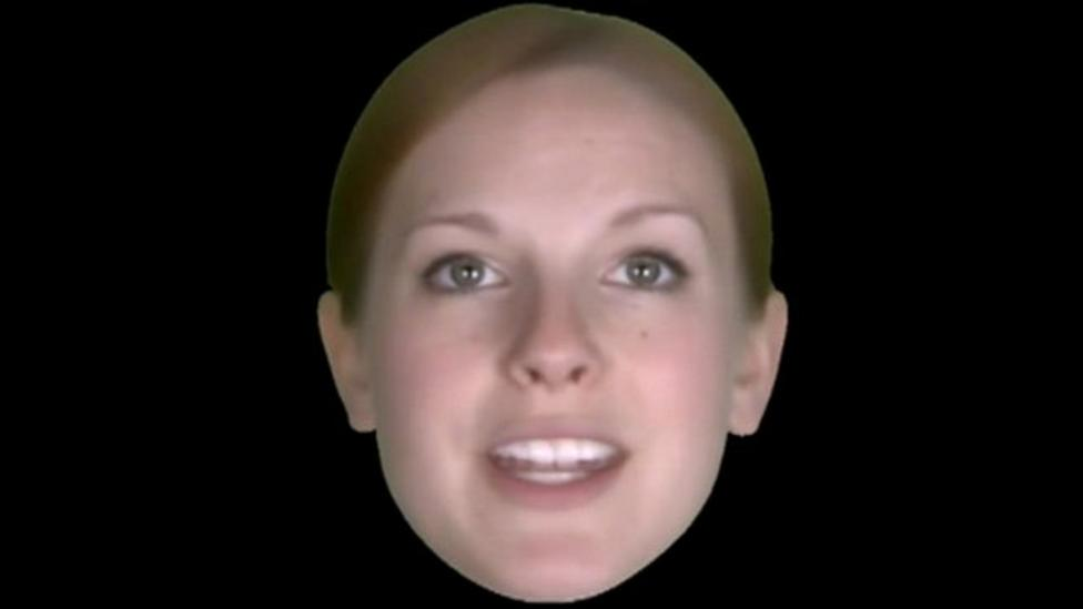 Meet the virtual head that can talk!